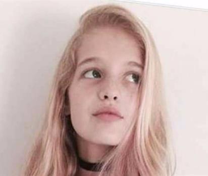 Justina, 12 años