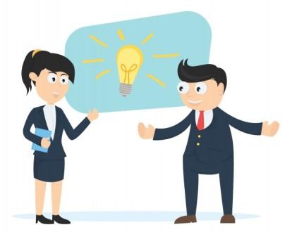 hombre-de-negocios-y-mujer-de-negocios-pensando-juntos-vector-de-dibujos-animados_1473-106