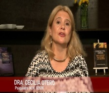 Cecilia Otero, médica psiquiatra