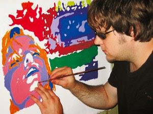 john bramblitt-pintor ciego