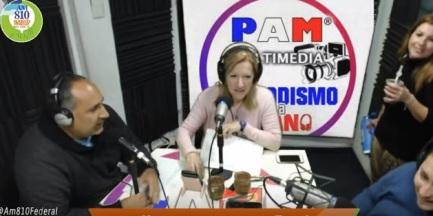 VISITA DE HUGO BENTIVENGA sabado 11 de mayo 2019