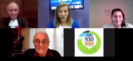 Pam Charlamos Con El Dr En Filosofía Daniel Dei Tema El Oportunismo Vs Oportunidad Pam Periodismo A Mano